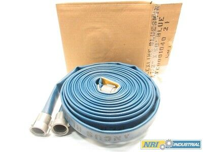 New Kidde Fire Systems Afc0001040 Set Of 2 1-1/2In 50Ft Fire Hose D513542