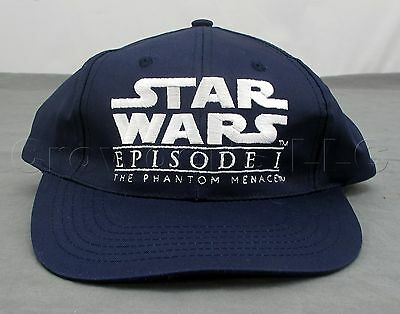 Star Wars Episode I Phantom Menace Taco Bell We Are The Champions Baseball Hat