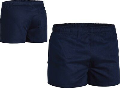 Bisley Workwear Mens Rugby Short (Bshrb1007)