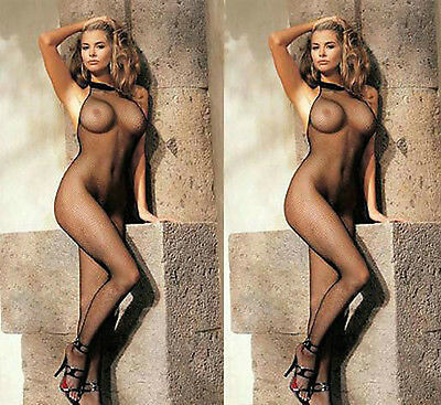 Women's Lingerie Lace / fishnet Body Stocking Babydoll Nightwear