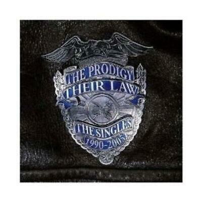 The Prodigy : Their Law - Singles 1990 - 2005 CD Expertly Refurbished Product