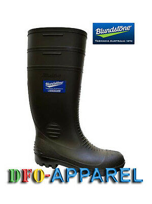 Blundstone Black Weatherseal Non Safety Boot (001)