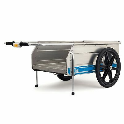 Tipke Foldit 2100 Gardening/Boating/Camping Aluminium Collapsible Cart/Trolley