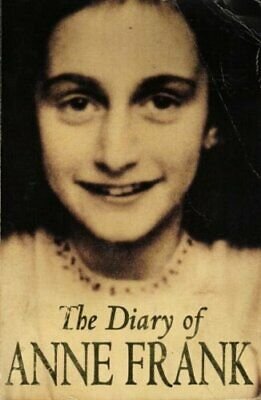 The Diary of ANNE FRANK by Frank, Anne Paperback Book The Cheap Fast Free Post