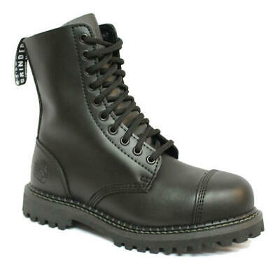 Grinders Stag CS Commando Sole Mens Lace Up Steel Toe Cap Boots Size UK 7-12