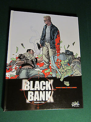 BLACK BANK TOME 1 : Business Clan § EO § TTBE