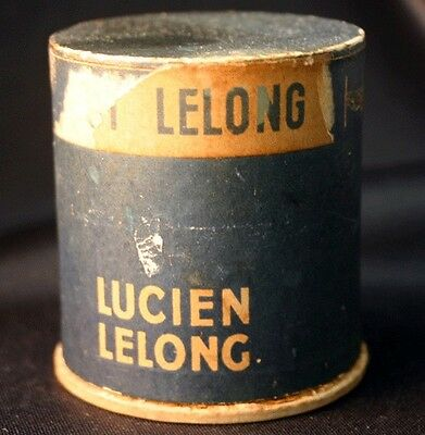 Vintage LUCIEN LELONG Boxed Trio of Miniature Perfumes
