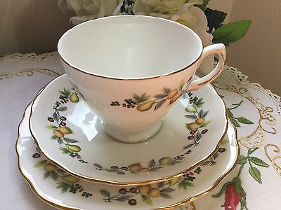 Royal Vale Bone China Made in England Trio