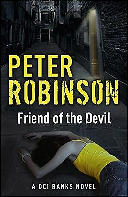 Friend of the Devil by Peter Robinson - New Paperback Book