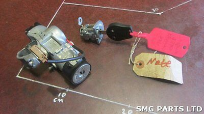 Nissan Note E12 Mk2 Ignition Barrel With Fob Key
