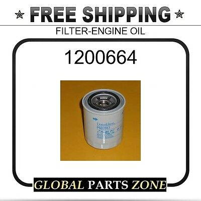 1200664 - FILTER-ENGINE OIL  for Caterpillar (CAT)