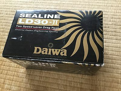 Daiwa Sealine Ld30 2 Speed / Rod Combo 24 Kg Oceanmaster Switch Bait Rod