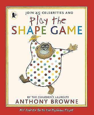 Play the Shape Game, Anthony Browne, Book, New (Paperback)