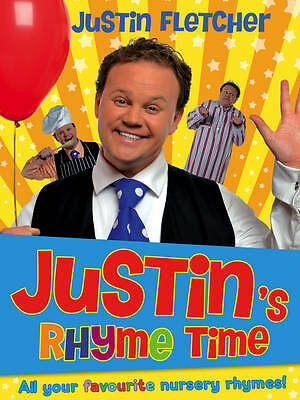 Justin's Rhyme Time, Fletcher, Justin, New Book