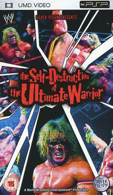 WWE - The Self-Destruction Of The Ultima DVD