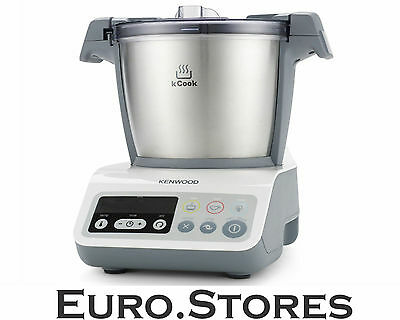Kenwood kCook CCC200WH Food Processor Stainless Steel 800W 3 Speeds GENUINE NEW