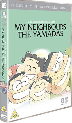 My Neighbours the Yamadas DVD (2006) Isao Takahata ***NEW***
