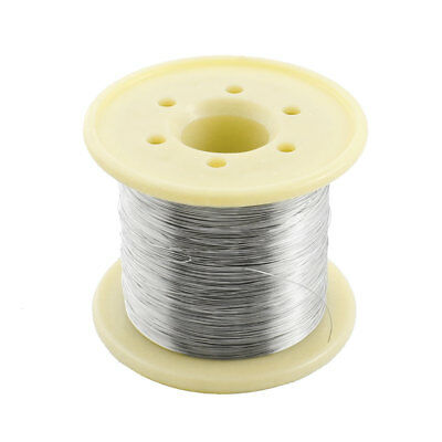 100M 0.2mm AWG32 Gauge Nichrome Resistance Resistor Wire for Heating Elements