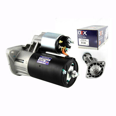STARTER MOTOR SUIT HOLDEN COMMODORE CALAIS VL 3.0lt RB30 6CYL 1986 - 1988