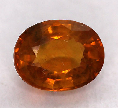 3,35 ct Saphir Jaune Naturel de Sri-Lanka
