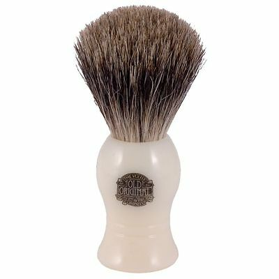 Progress Vulfix Old Original 1000a Pure Badger Shaving Brush Ivory - Small