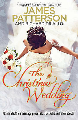 The Christmas Wedding, James Patterson, Book, New (Paperback)