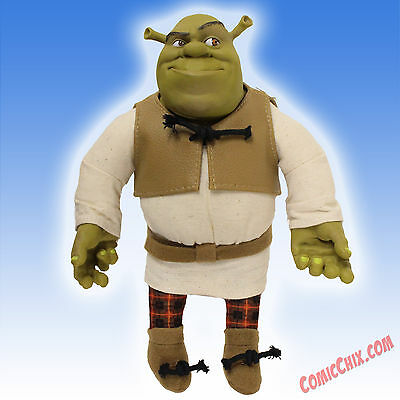 "8"" Shrek Stuffed Plush Toy - Great Toy For Kids - Highly Detailed - Dreamworks"