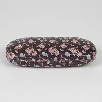Sass and Belle Glasses case - French Rose design Hard Reading glasses case