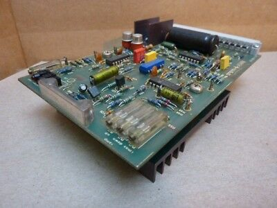 Vickers Power Amplifier Card EEA-PAM-126-A-30 Used #29843