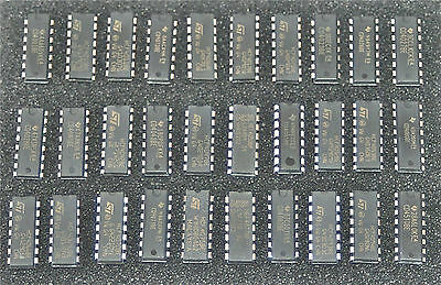 Cmos 4000 Series 30 Different Types Logic  Integrated Circuits - Ic Assortment