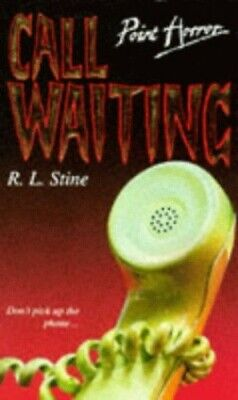 Call Waiting (Point Horror) by Stine, R. L. Paperback Book The Cheap Fast Free