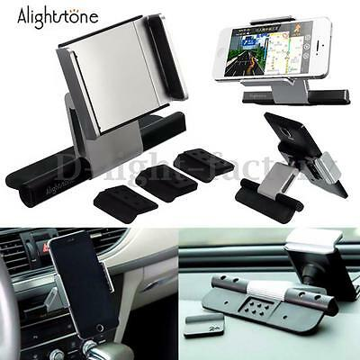ALIGHTSTONE 360° CD Slot Car Phone Holder Mount Stand Cradle For Cell Phone