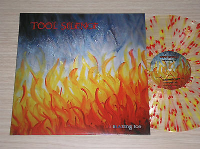Tool Silence - The Blazing Ice - Lp 33 Giri Coloured Vinyl Limited Edition