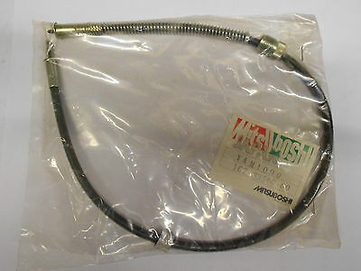 YAMAHA RD200 DX TACHO TACHOMETER REV CABLE made in japan