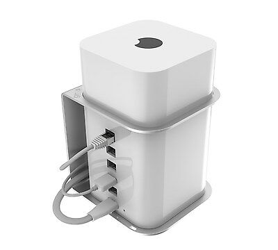 AirBase - Wall/Ceiling Mount for Apple AirPort Extreme & Time Capsule [Polyca...
