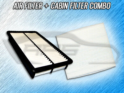 AIR FILTER CABIN FILTER COMBO FOR 2007 2008 2009 2010 2011 2012 MAZDA CX-7