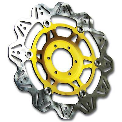 EBC Front Gold Vee Rotor Brake Disc For Triumph 1995 Trophy 1200