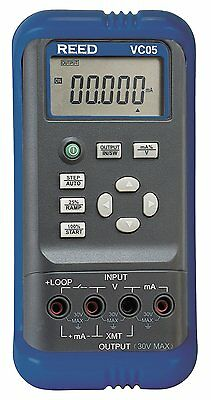 Reed VC05 Loop Calibrator by Reed Instruments (Style: Standard) 0-28 VDC HVI