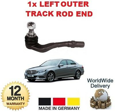 FOR MERCEDES E CLASS C207 A207 2009-->ON NEW 1x LEFT OUTER TRACK / TIE ROD END
