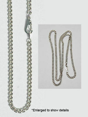 "Necklace Chain, Stainless Steel, 24"", 60cm, A Quality Stainless Steel Chain"