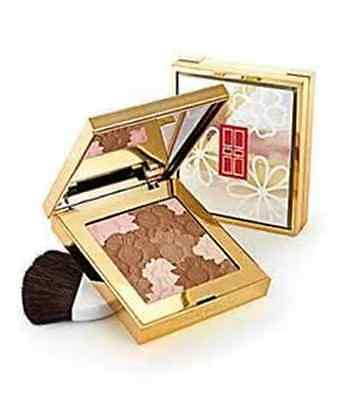 Elizabeth Arden  - Pure Finish Radiant Bronzing Powder 10g - Warm