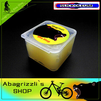 Slickoleum Grease 50gr plastic container, THE BEST GREASE FOR MTB SUSPENSION