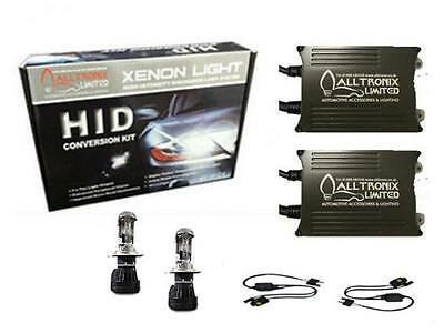 H4 12000K 35W Canbus Pro Technologie Doppelte Relais HID Umwandlung Kit FIAT