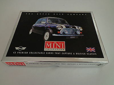 1996 Upper Deck '96 UD The Mini Collection Premium Collectable Card Set Sealed