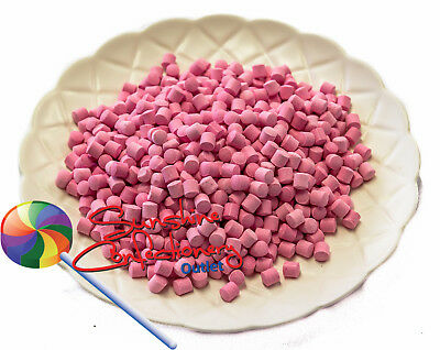 MINI MUSK DROP LOLLIES  -  1kg  -  WEDDING CONFECTIONERY Post Included