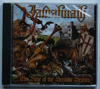 Jaldaboath The Rise Of The Heraldic Beasts Sealed CD Black Metal