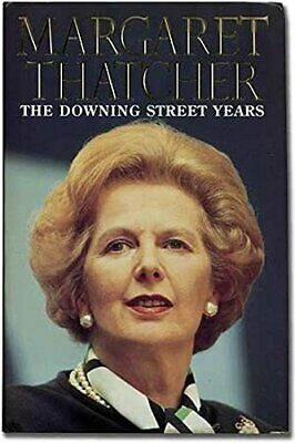 The Downing Street Years, Thatcher, Margaret Hardback Book The Cheap Fast Free