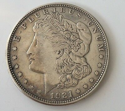 One Dollar Morgan 1921. M315