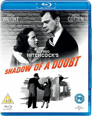 Shadow of a Doubt - Blu-ray - New