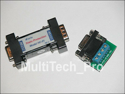 NEU -Converter Adapter RS 232 (RS232) to RS 485 (RS485)